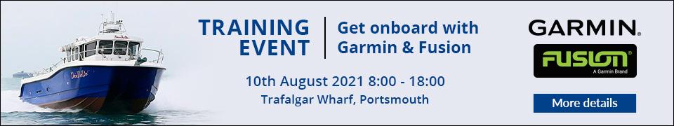 Garmin & Fusion Training Event, Click to Register