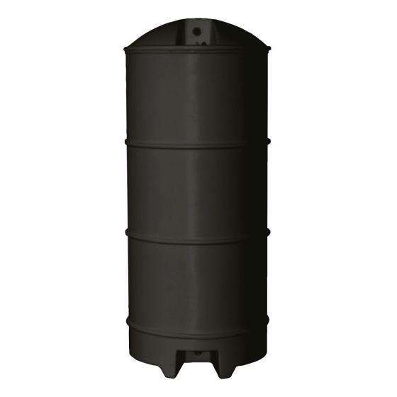 """Echomax EM230 9"""" Radar Reflector - Black"""
