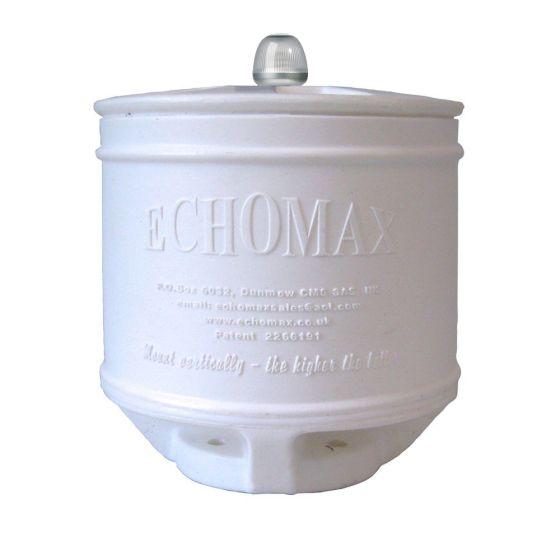 Echomax EM230C Compact 9'' Radar Reflector with Hella White light