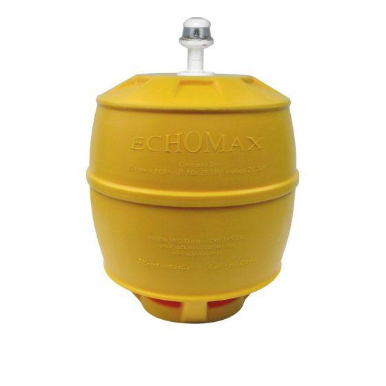 Echomax Compact Plus Radar Reflector, Orionis LED light
