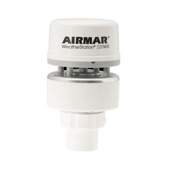 Airmar 200WX 3 Axis Pitch Roll Compass 10Hz No Humid IPX7 NMEA RS232