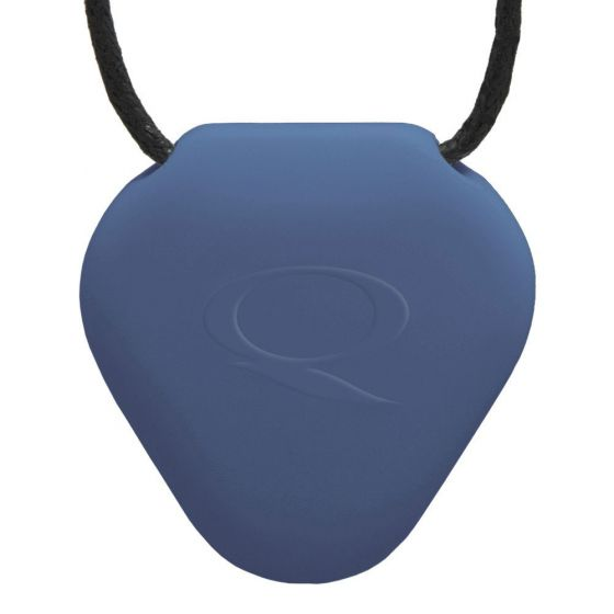Q-Link SRT-3 Pendant Acrylic Triangle Blue
