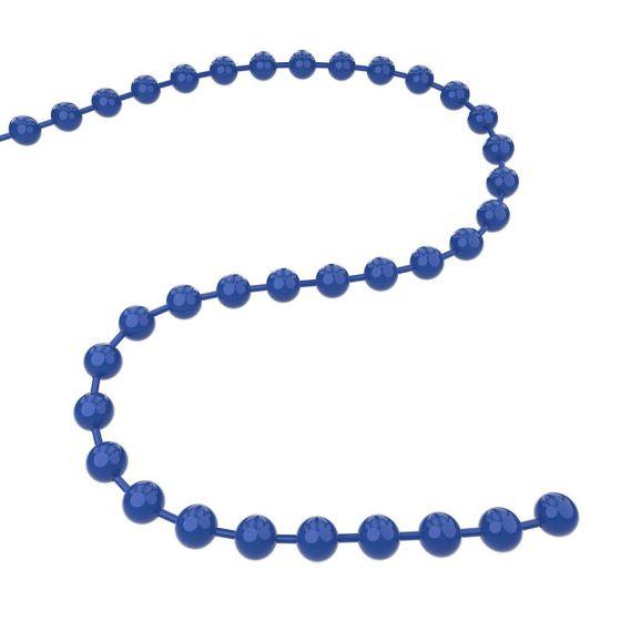 Q-Link Brand Ball Chain Blue 30''