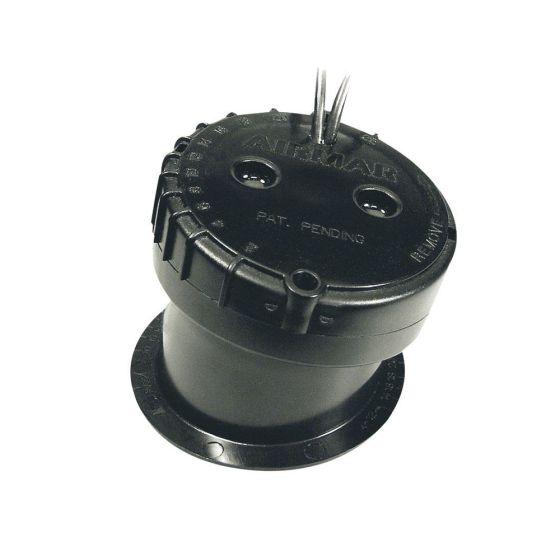 Garmin Airmar P79 adjustable in hull transducer Plastic depth only