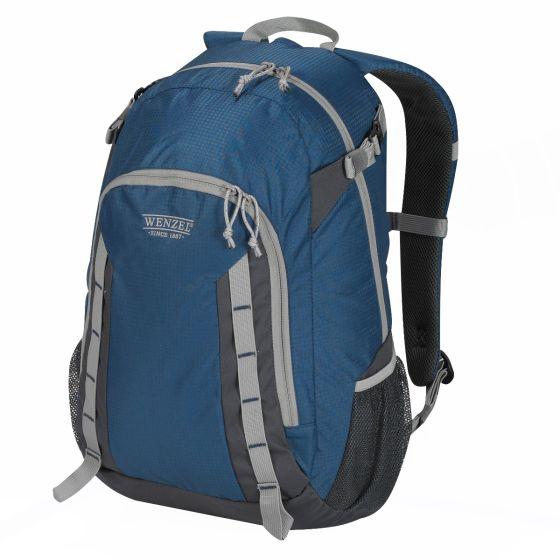 Wenzel 25L Day Pack Rucksack - True Blue