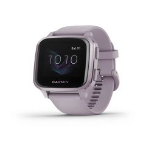 Garmin Venu Sq GPS Smartwatch - Metallic Orchid