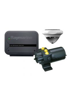 Raymarine Evolution Hydraulic Pilot, ACU-100, EV1 and 0.5L Hydraulic Pump
