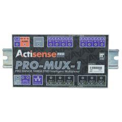 Actisense Professional NMEA Multiplexer 2 inputs 12 outputs screwless