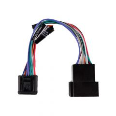 Fusion RA70/B100 Loom To ISO Connector Adapter