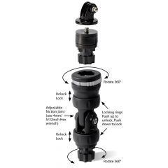 Camera Mount R-Lock