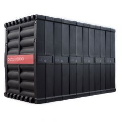 BOS LE300 Lithium Extension Battery - Six Pack