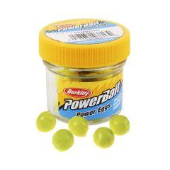 Berkley Powerbait Sparkle Magnum Eggs - Chartreuse