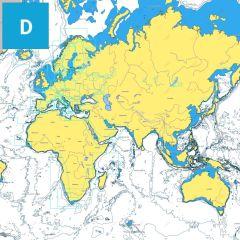 C-MAP Discover Medium Area Charts