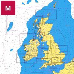 C-MAP MAX UK Local Area Charts