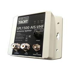 Digital Yacht SPL1500 VHF Antenna Splitter VHF AIS Operation 1 Antenna