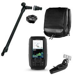 Garmin Striker Vivid 4cv Portable Fishing Pack