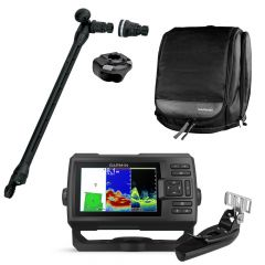 Garmin Striker Vivid 5cv Portable Fishing Pack