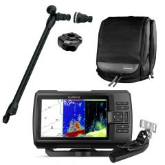 Garmin Striker Vivid 7cv Portable Fishing Pack