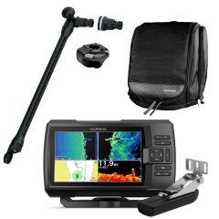 Garmin Striker Vivid 7sv Portable Fishing Pack