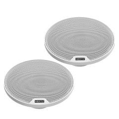 "Hertz 100W 6.5"" HEX 6.5 C-W IP65 Marine Speakers - Classic White"