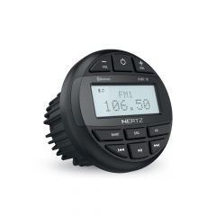 Hertz HMR10 - IP66 Marine Stereo with Bluetooth
