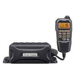 Icom M400BBE Black Box VHF/DSC with HM195G Command Mic & GPS Antenna