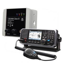 ICOM M605 VHF with CB2000 AIS & NMEA 2000 Starter Kit