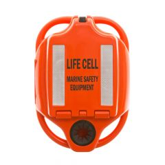 Life Cell Flotation Device for 4 People-Orange (445-LF3)