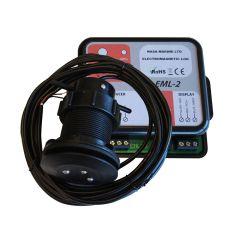 Nasa Electromagnetic Log and data box
