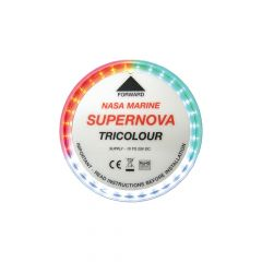 NASA Supernova Tricolour light