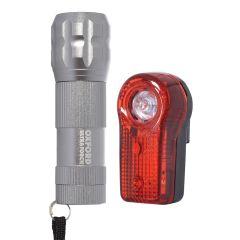 Oxford Ultra Torch 9 LED Lightset