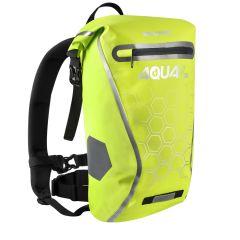 Oxford Aqua V20 Backpack - Yellow Hexagons