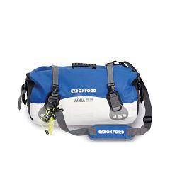 Oxford Aqua RB30 Roll Bag White/Blue