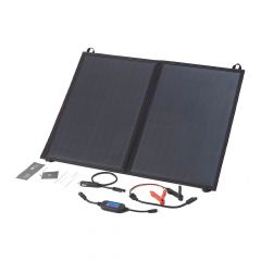 Solar Technology 60W Fold Up Solar Panel with Charge Controller