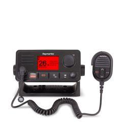 Raymarine 63 VHF Radio with Int GPS receiver