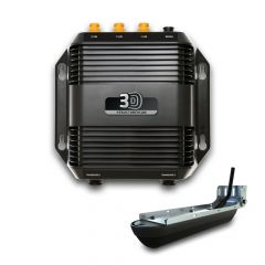 Lowrance Structure Scan 3D Module-With Transom Mount Transducer (TXD) (738-00012395001)
