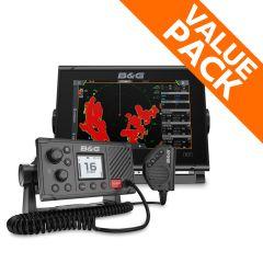 B&G Vulcan 7 & V20s VHF Bundle