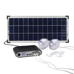 Solar Technology HUBi 10K Solar Power Kit