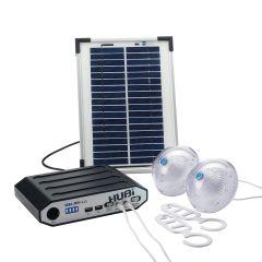 Solar Technology HUBi 2K Solar Power Kit