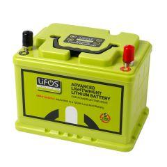 Solar Technology 12V 68AH Lifos Lithium Iron Phosphate Battery
