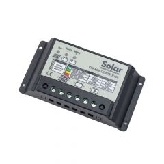 Solar Technology 20A Dual Battery Charge Controller