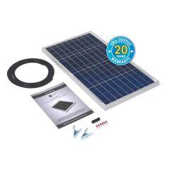 Solar Technology 30w Rigid Solar Panel Kit