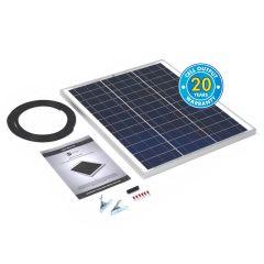 Solar Technology 45w Rigid Solar Panel Kit