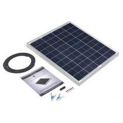 Solar Technology 60W RIGID Solar Panel Kit