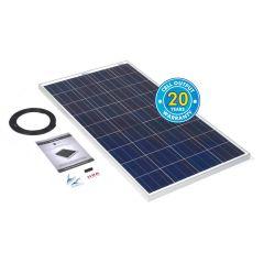 Solar Technology 120w Rigid Solar Panel Kit