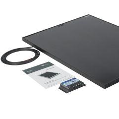 Solar Technology 120wp Mono HD Solar Panel  & 10Ah Charge Controller