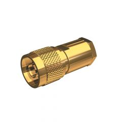 Shakespeare Male N Connector for RG8U and RG213 cable