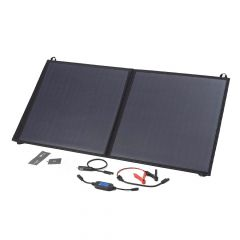Solar Technology 90W Fold Up Solar Panel with Charge Controller