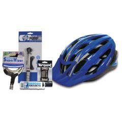 Oxford Adult Cycle Bundle Adult - S/M - Blue