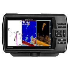 Garmin Striker 7dv Fishfinder & GT20-TM Transducer